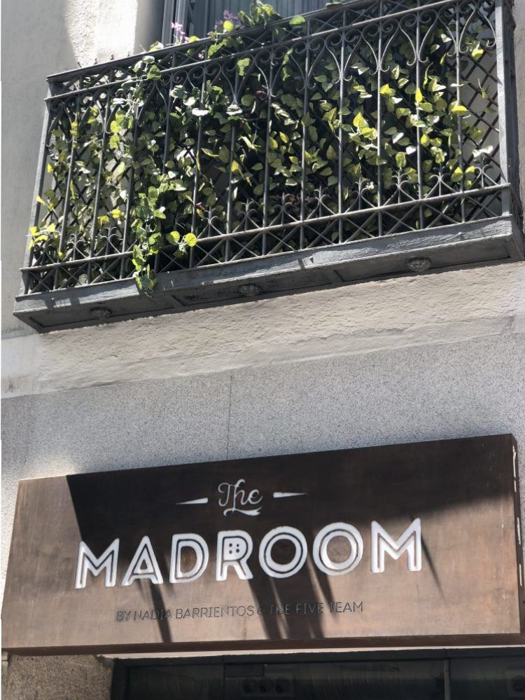 The madroom